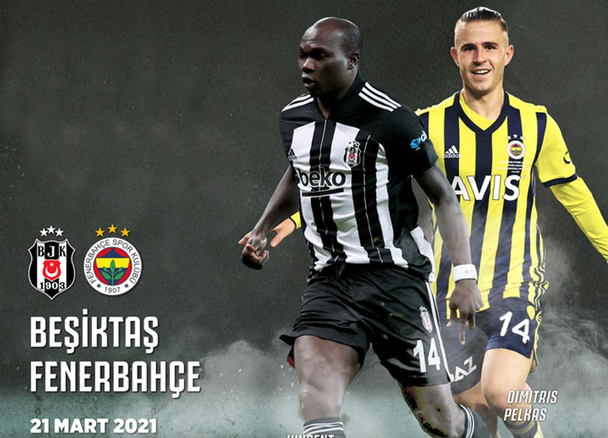 Canlı Maç İzle | Beşiktaş – Fenerbahçe maçı canlı izle | İşte BJK – FB derbisinin ilk onbirleri