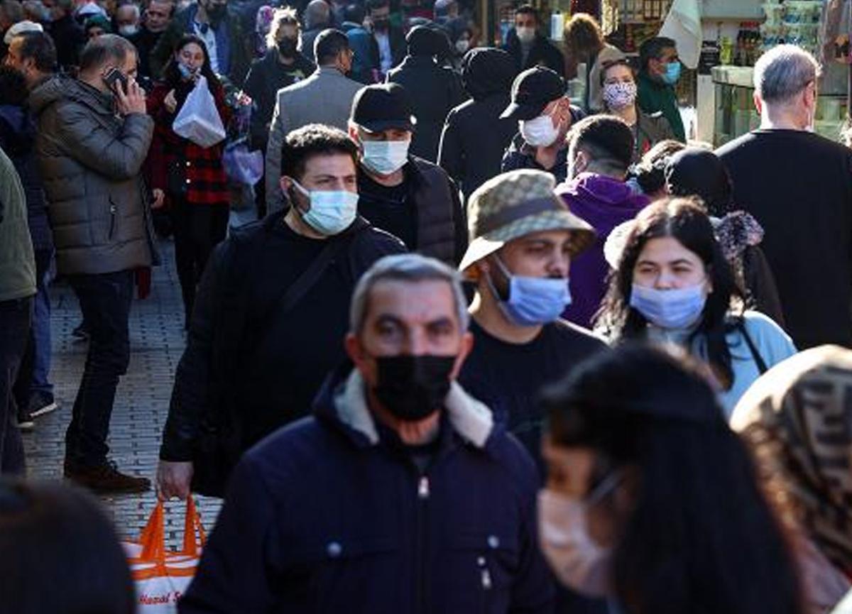 Türkiye'nin 21 Mart 2021 koronavirüs tablosu! Vaka sayısı 20 bin 428...