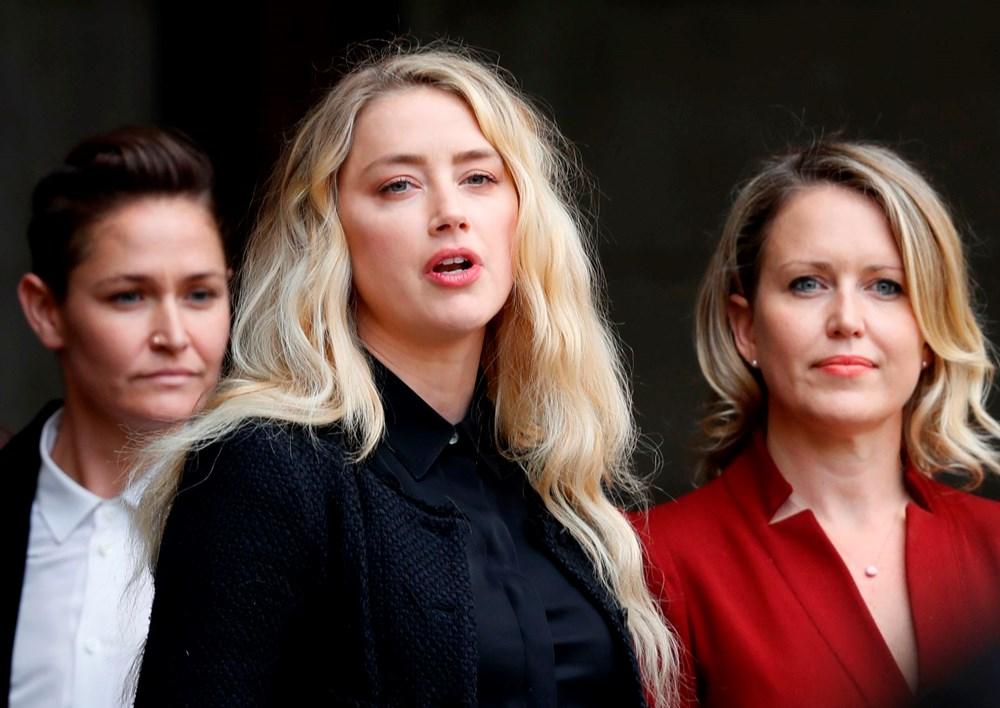 Amber Heard ile Johnny Depp arasındaki hukuk mücadelesinde dengeler değişebilir