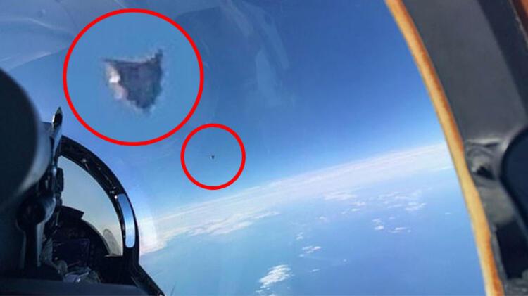 Kanıtlar bir bir açıklanıyor! UFO görüntüleri...