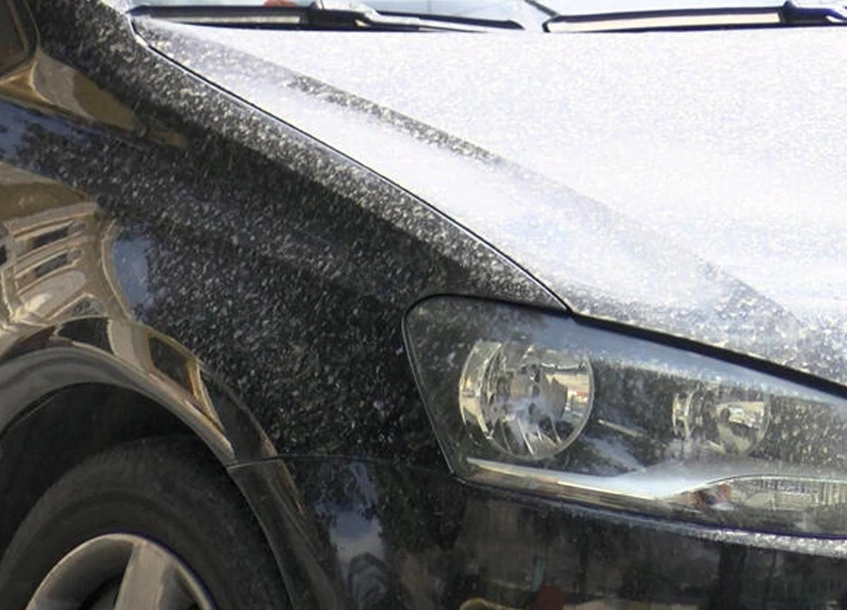 Sabah uyanan sürücüler şaşkınlığa uğramıştı: İstanbul'a yağan çamurun sebebi belli oldu
