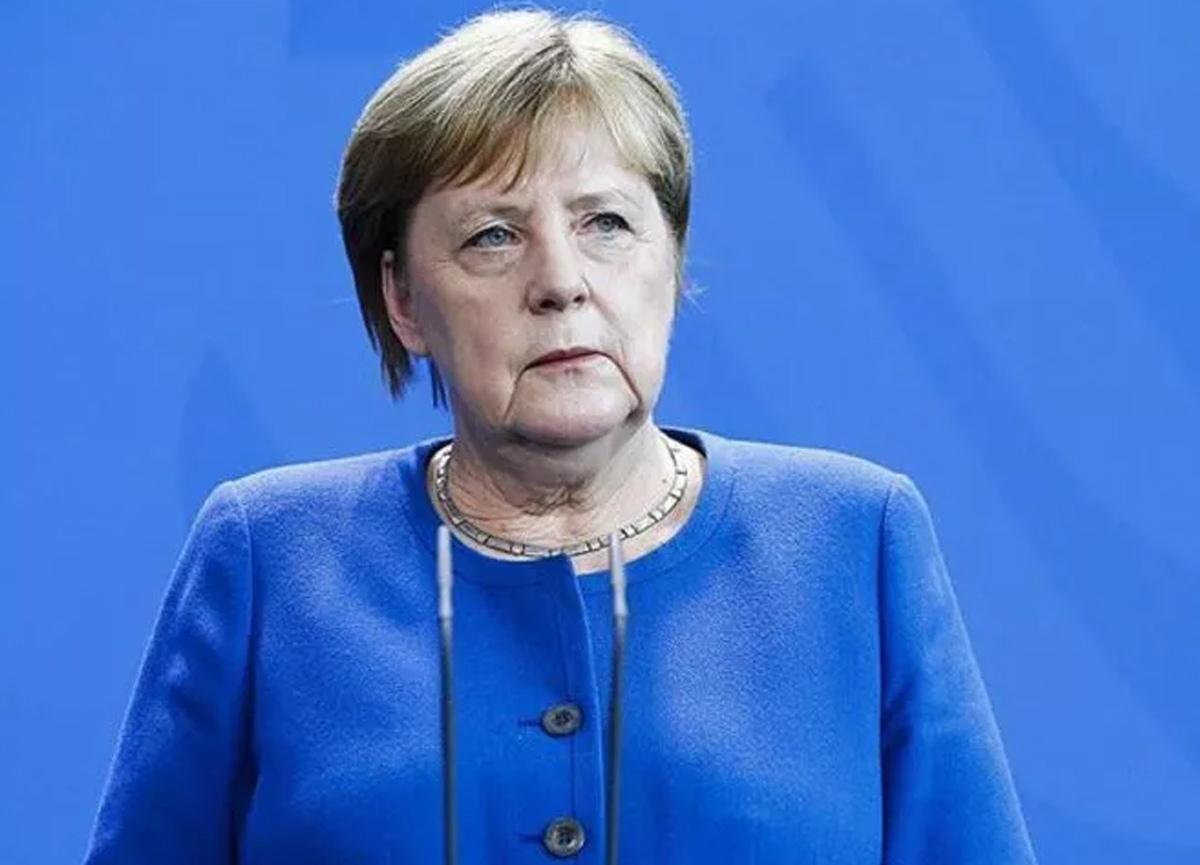 Almanya'da koronavirüs tedbirleri sertleştirilerek 18 Nisan'da kadar uzatıldı