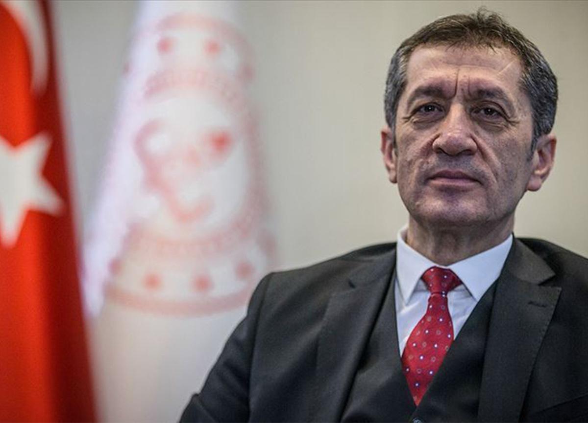 Son dakika: Milli Eğitim Bakanı Selçuk'tan uzaktan eğitim açıklaması