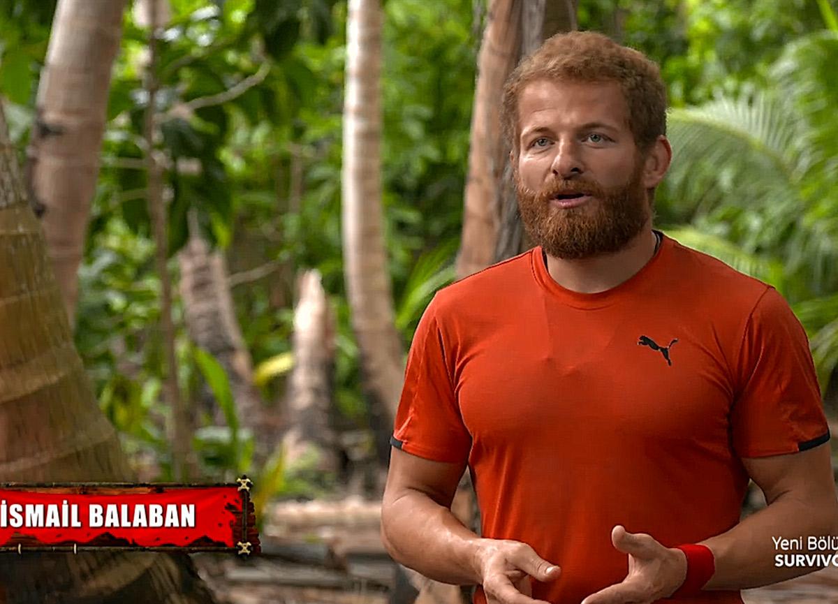 Survivor İsmail Balaban kimdir, nereli, boyu ve yaşı kaç? İşte Survivor 2021 İsmail Balaban biyografisi