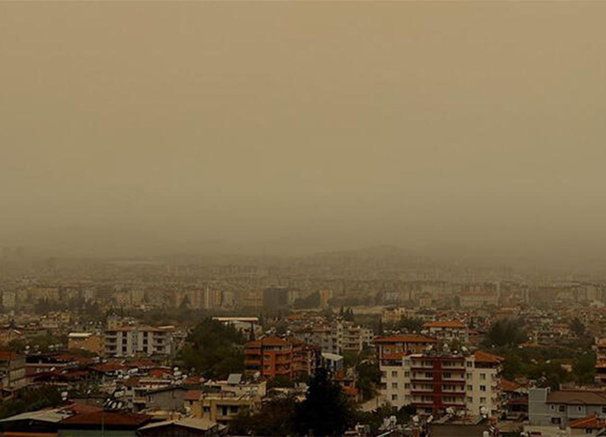 Son dakika: Meteoroloji, toz aşımına karşı uyardı