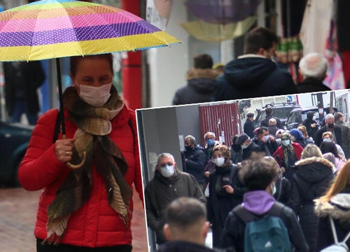 Kentte koronavirüs alarmı! Yoğun bakımlarda korkutan artış