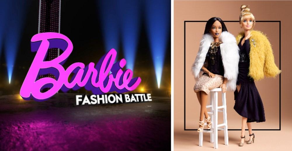 Barbie bebek moda yarışması başlıyor