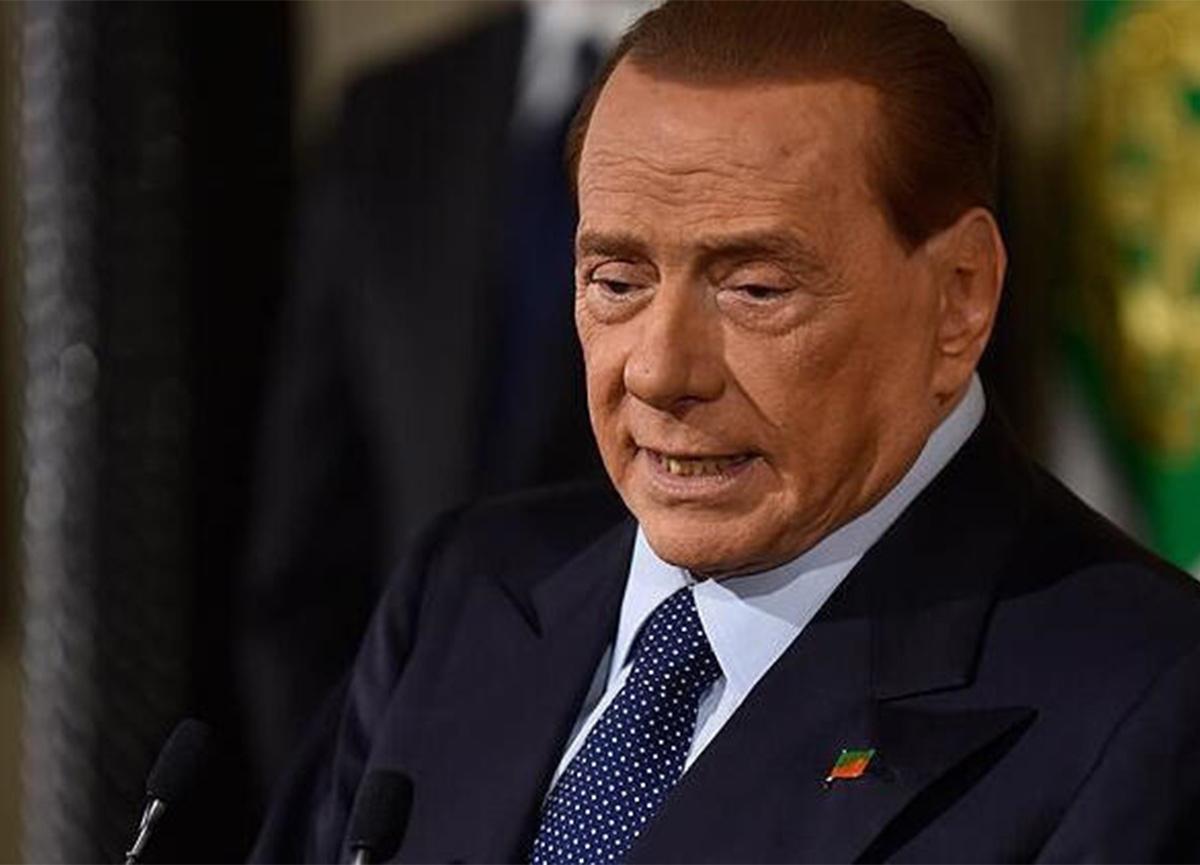 Eski İtalya Başbakanı Berlusconi'nin hastanede olduğu ortaya çıktı