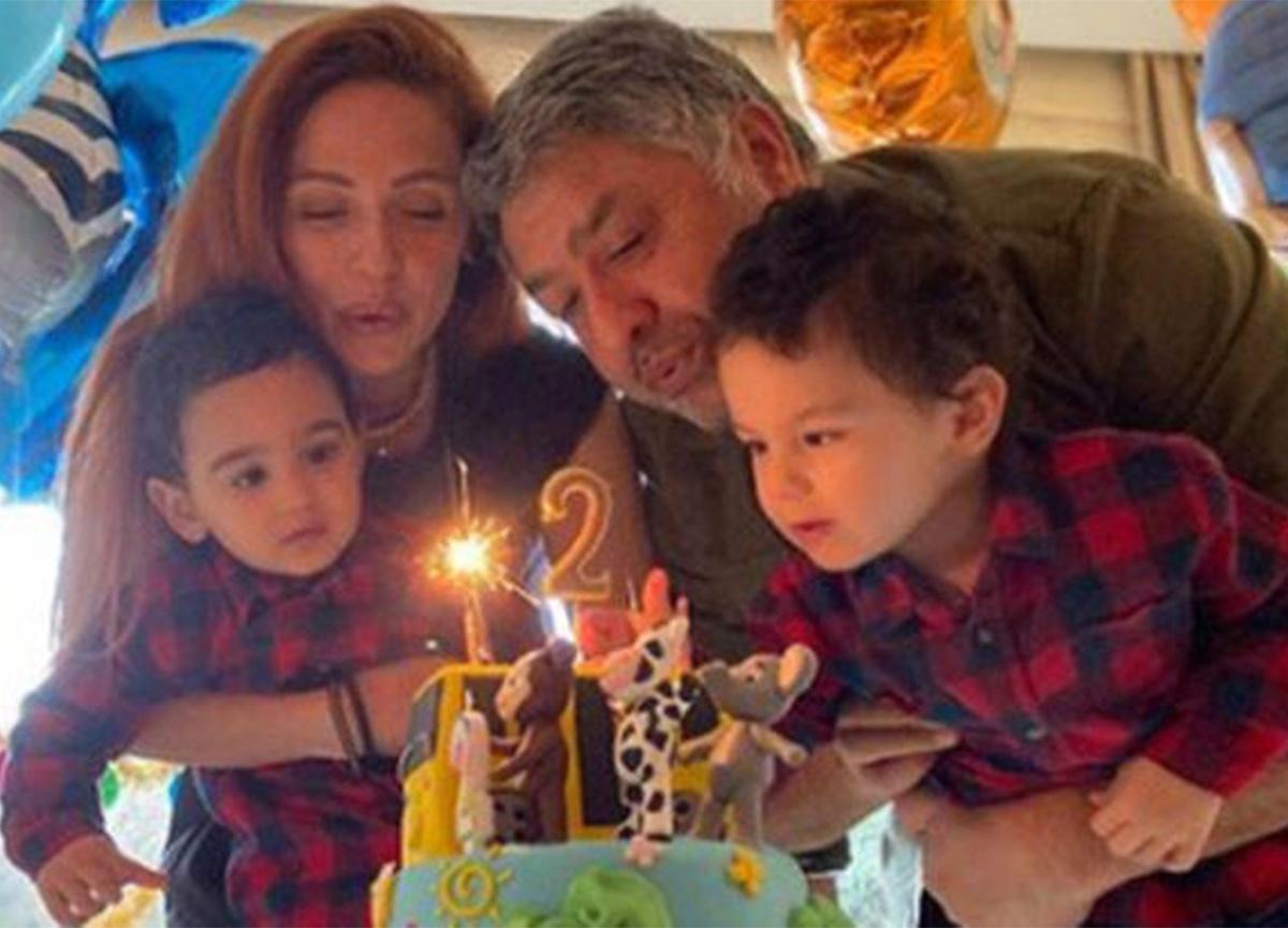 Sinem Öztürk, ikizlerinin doğum gününü duygusal bir paylaşımla kutladı