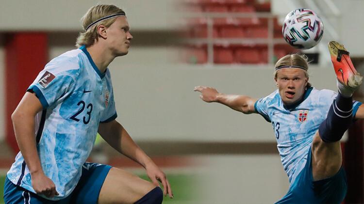 Norveç - Türkiye maçı öncesi Haaland şoku! Maç sonu şoke eden sözler...