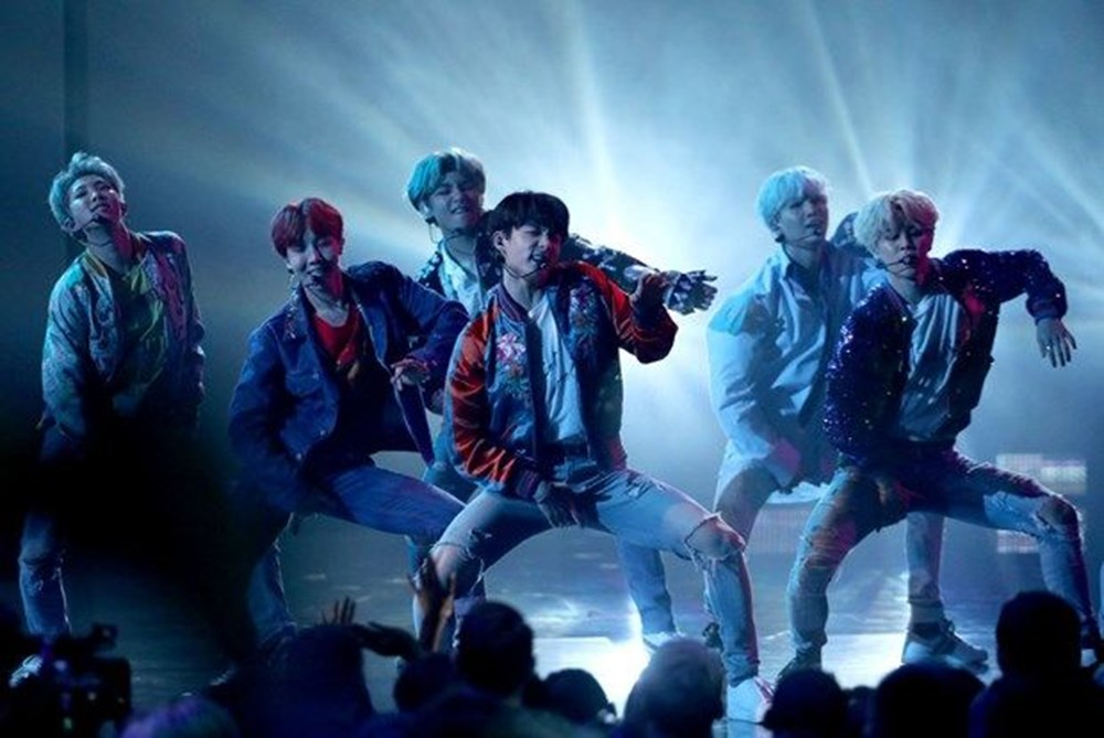 BTS'den Grammy açıklaması: Daha iyisi için itici güç olacak