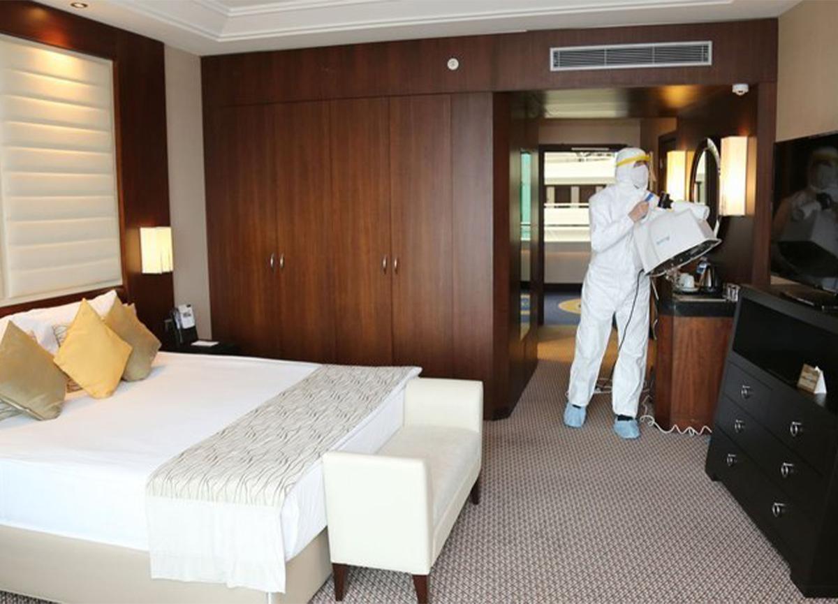 Vali açıkladı! Eskişehir'de otellerde yeni dönem