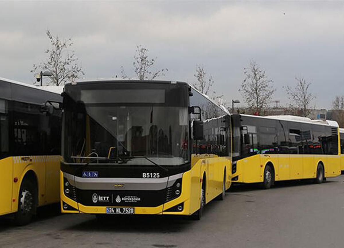 Alibeyköy-Eminönü tramvayını Eminönü'ne bağlayacak otobüs seferleri ücretsiz başladı