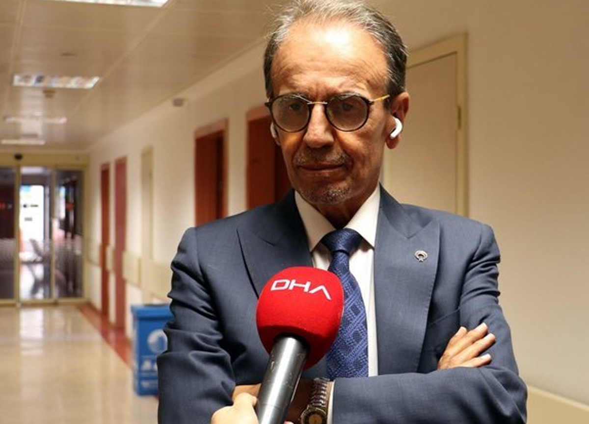 Prof. Dr. Mehmet Ceyhan'dan heyecanlandıran açıklama: 'İntranazal Covid' aşısı virüsü bulaştırmayı önlüyor