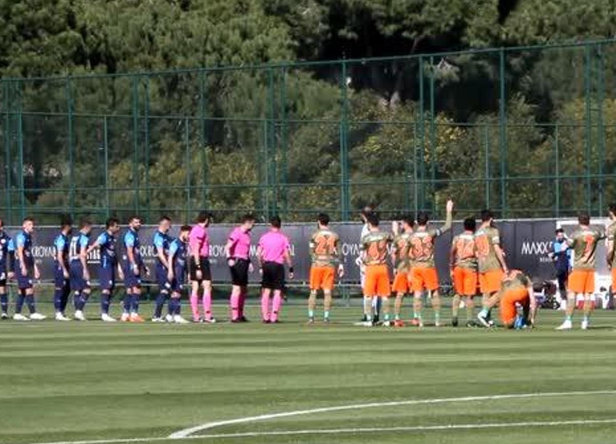Rizespor hazırlık maçında Başakşehir'i 1-0 yendi
