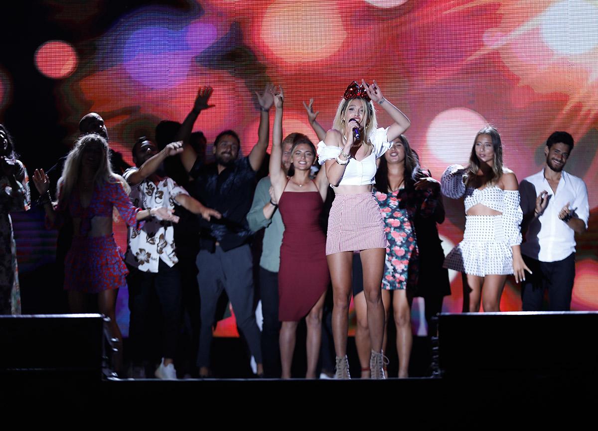Survivor'da şarkı yarışmasını kim kazandı? 28 Mart Survivor 2021 birleşme partisi şarkı yarışması ödülü neydi?