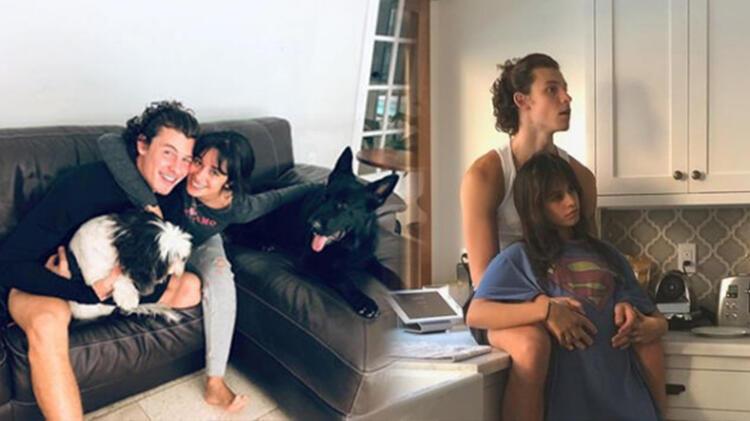 Shawn Mendes ve Camila Cabello'nun evine hırsız girdi