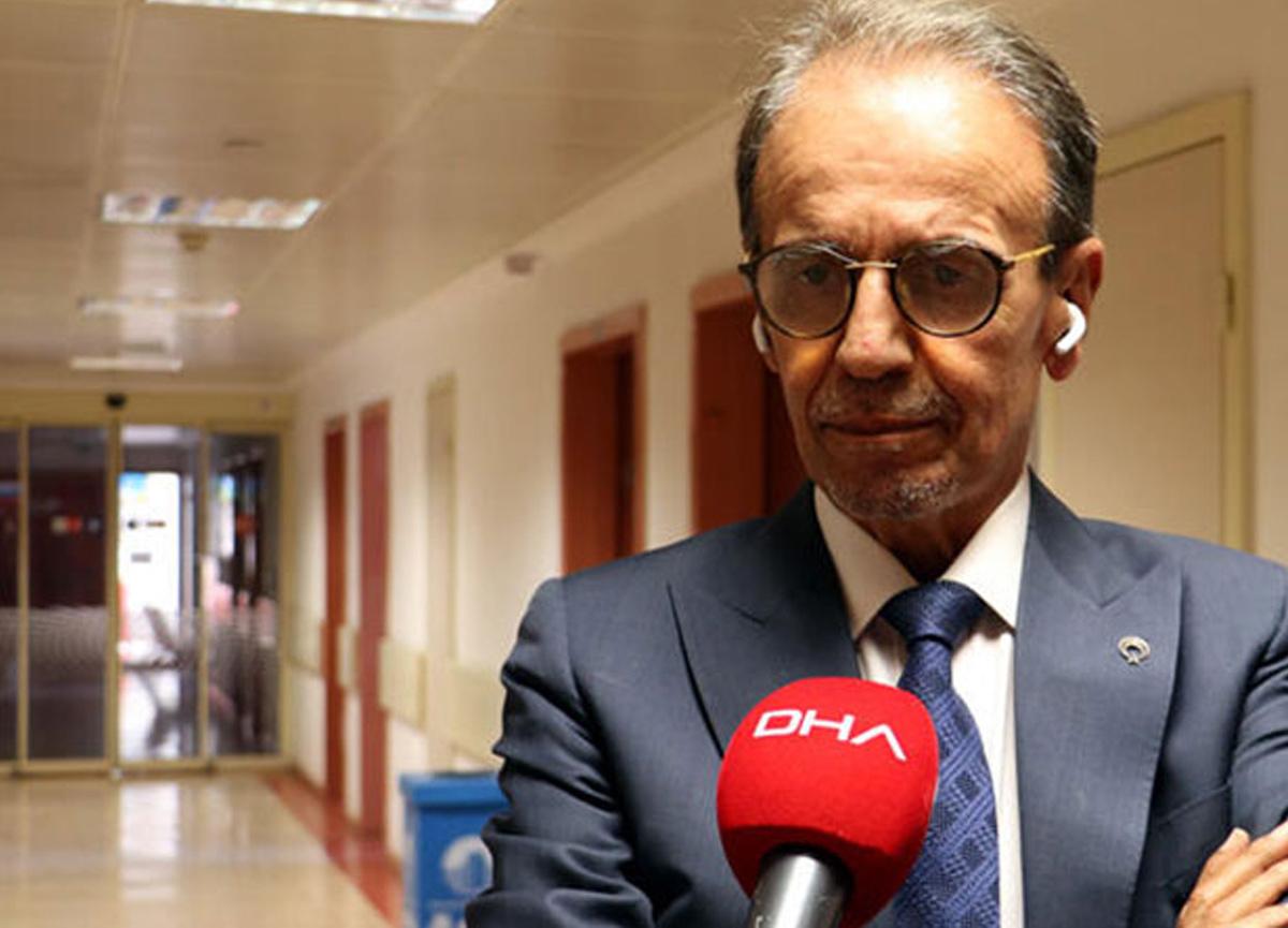 Prof. Dr. Mehmet Ceyhan: Aşıya güvenip önlemleri gevşetmemeliyiz