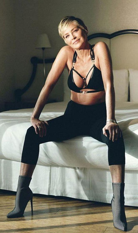 Dünyaca ünlü oyuncu Sharon Stone şoke edici olayı anlattı!