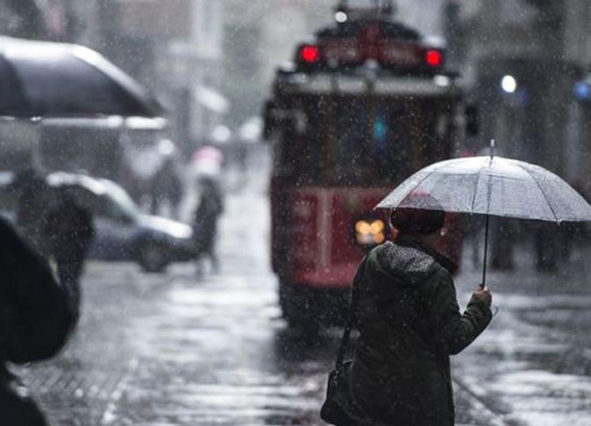 Meteoroloji haftalık tahminini yaptı: Serin ve yağışlı hava geliyor