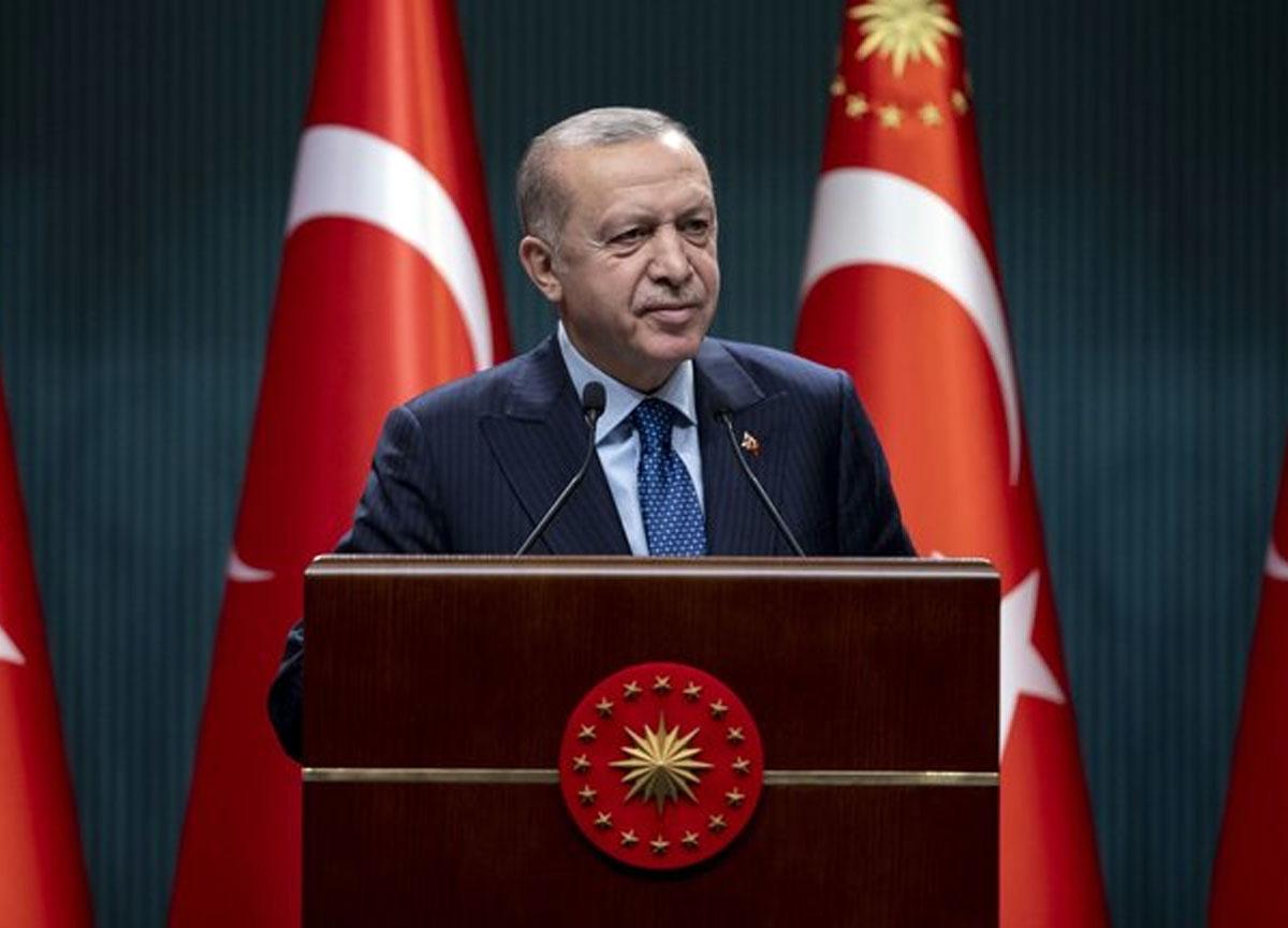 Cumhurbaşkanı Erdoğan alınan yeni kısıtlama kararlarını açıkladı