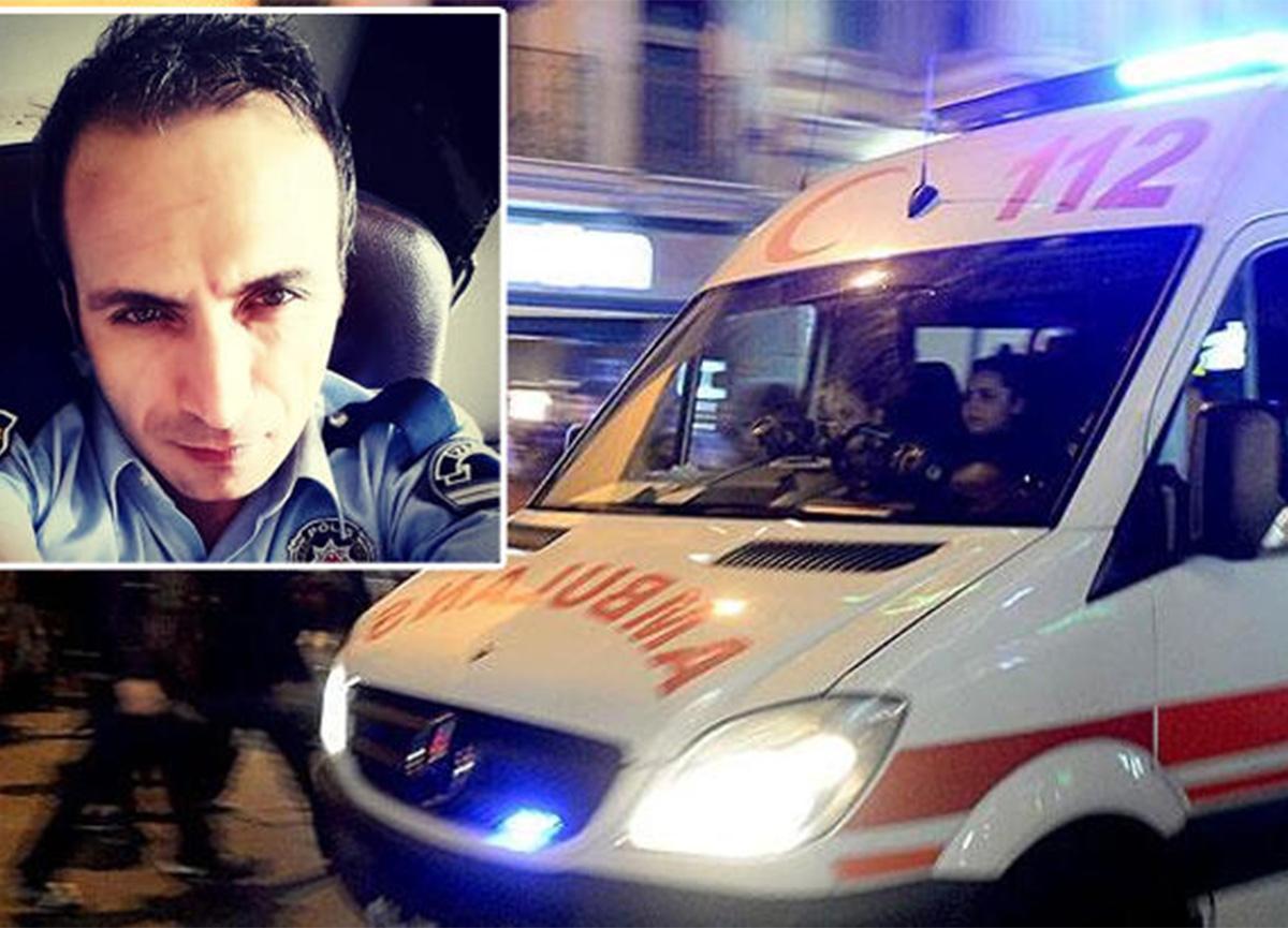 Gözlük çalmakla suçlanan 21 yıllık polis intihar etti