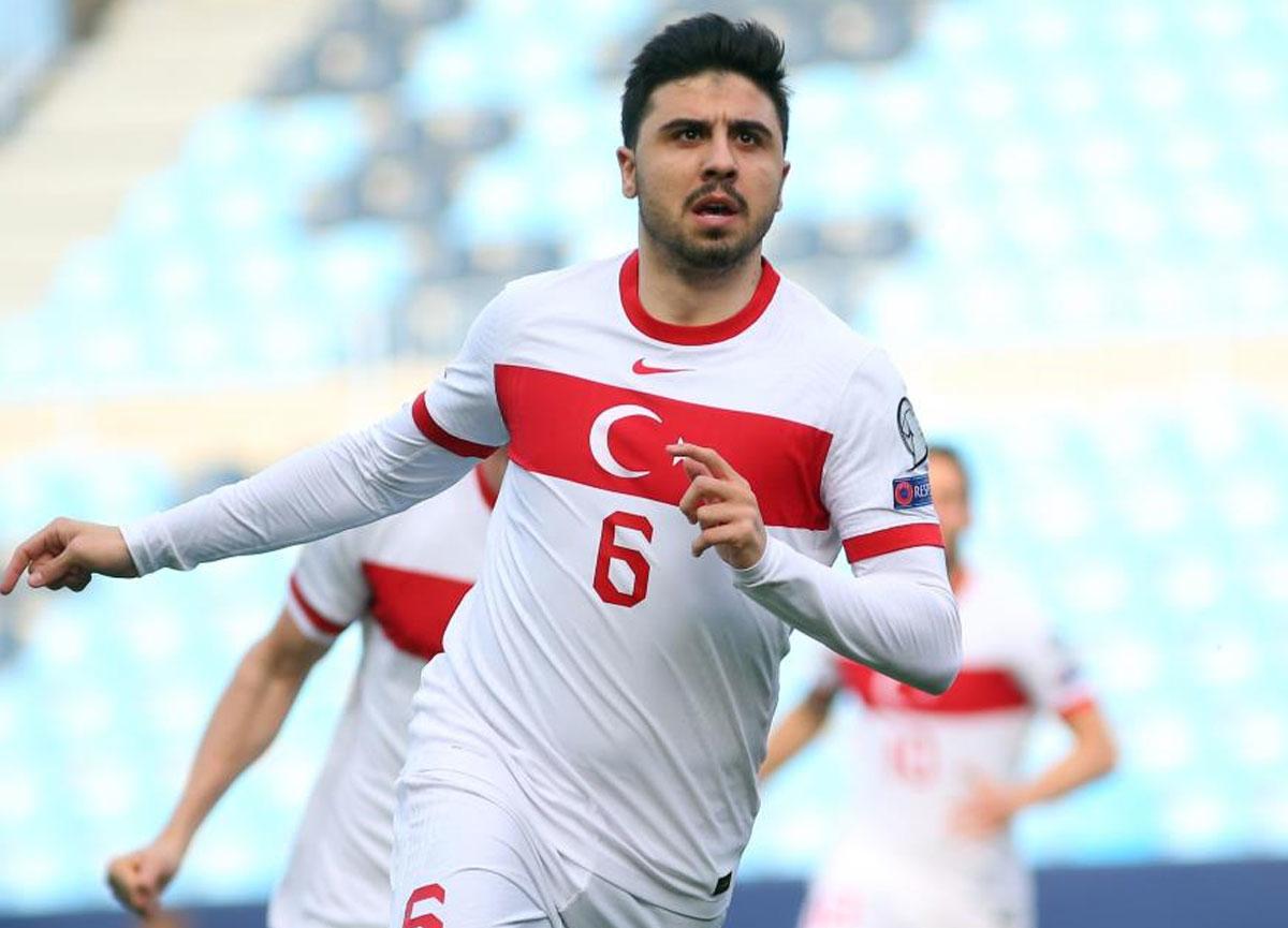 Ozan Tufan: Premier Lig'de oynamak istiyorum