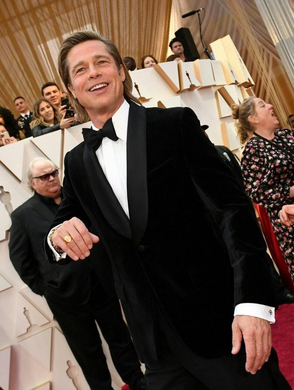 Dublör rolüyle Oscar kazanan Brad Pitt yeni filmi Bullet Train'de dublör kullanmıyor
