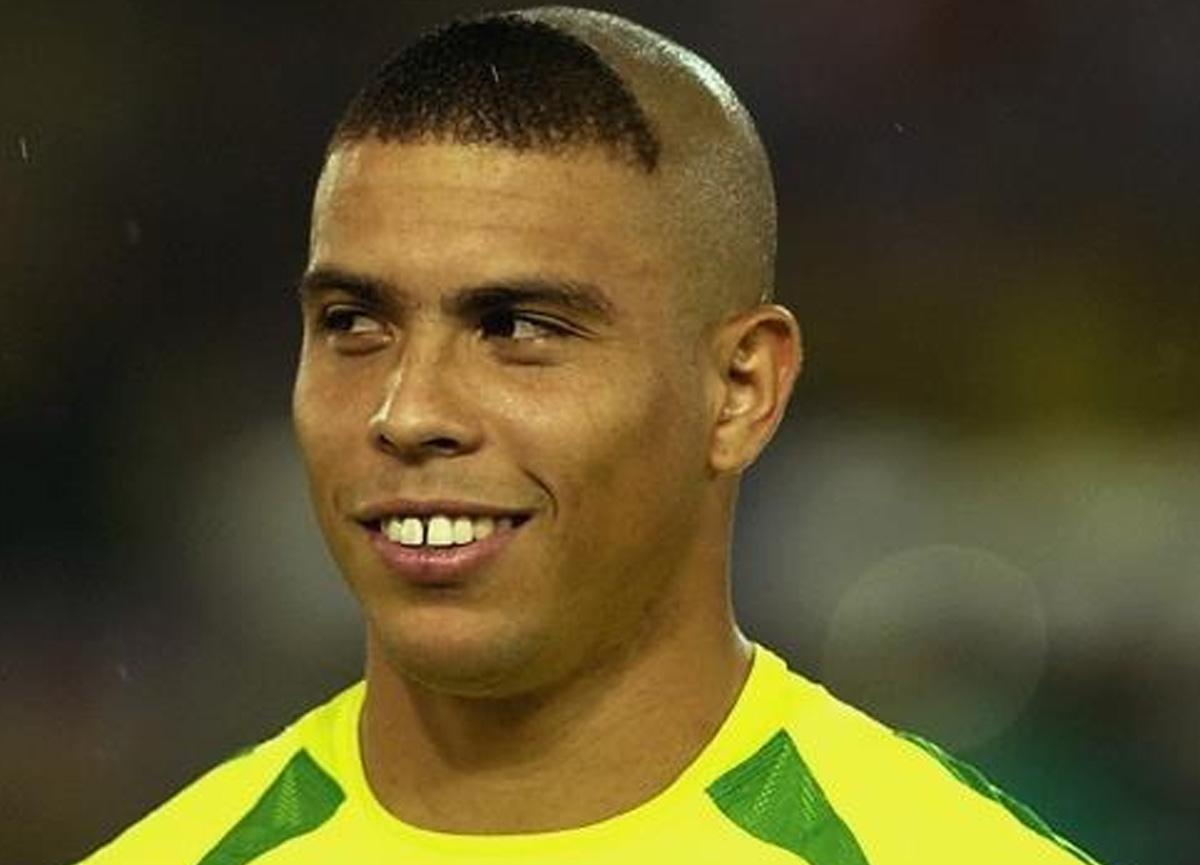 Ronaldo 2002 Dünya Kupası'na damga vuran saçlarıyla ilgili konuştu: Çocuklardan ve annelerden özür dilerim
