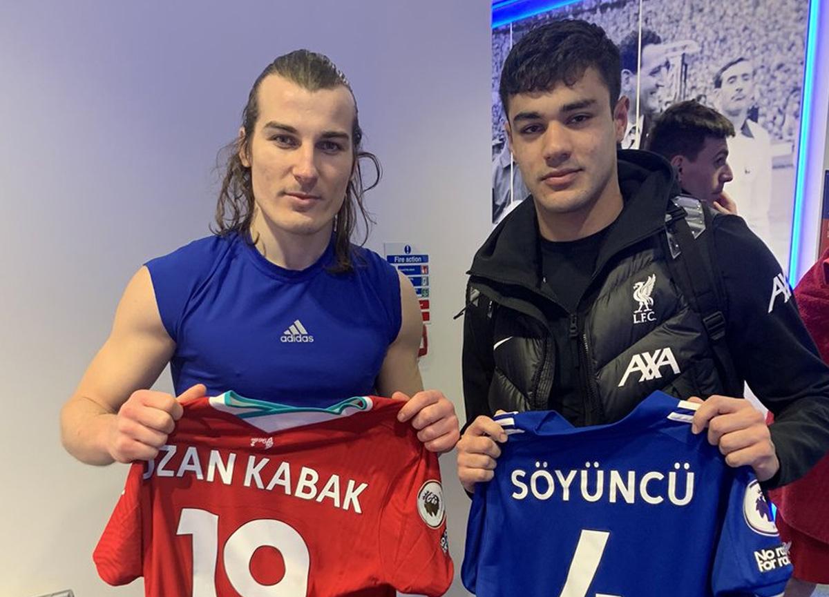 İngilizler'den Çağlar Söyüncü için Liverpool iddiası! Ozan Kabak'la takım arkadaşı oluyorlar