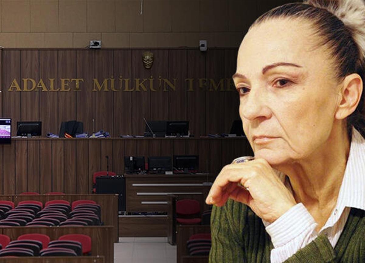 Oyuncu Nilüfer Aydan'a Cumhurbaşkanı'na hakaret suçundan hapis cezası verildi