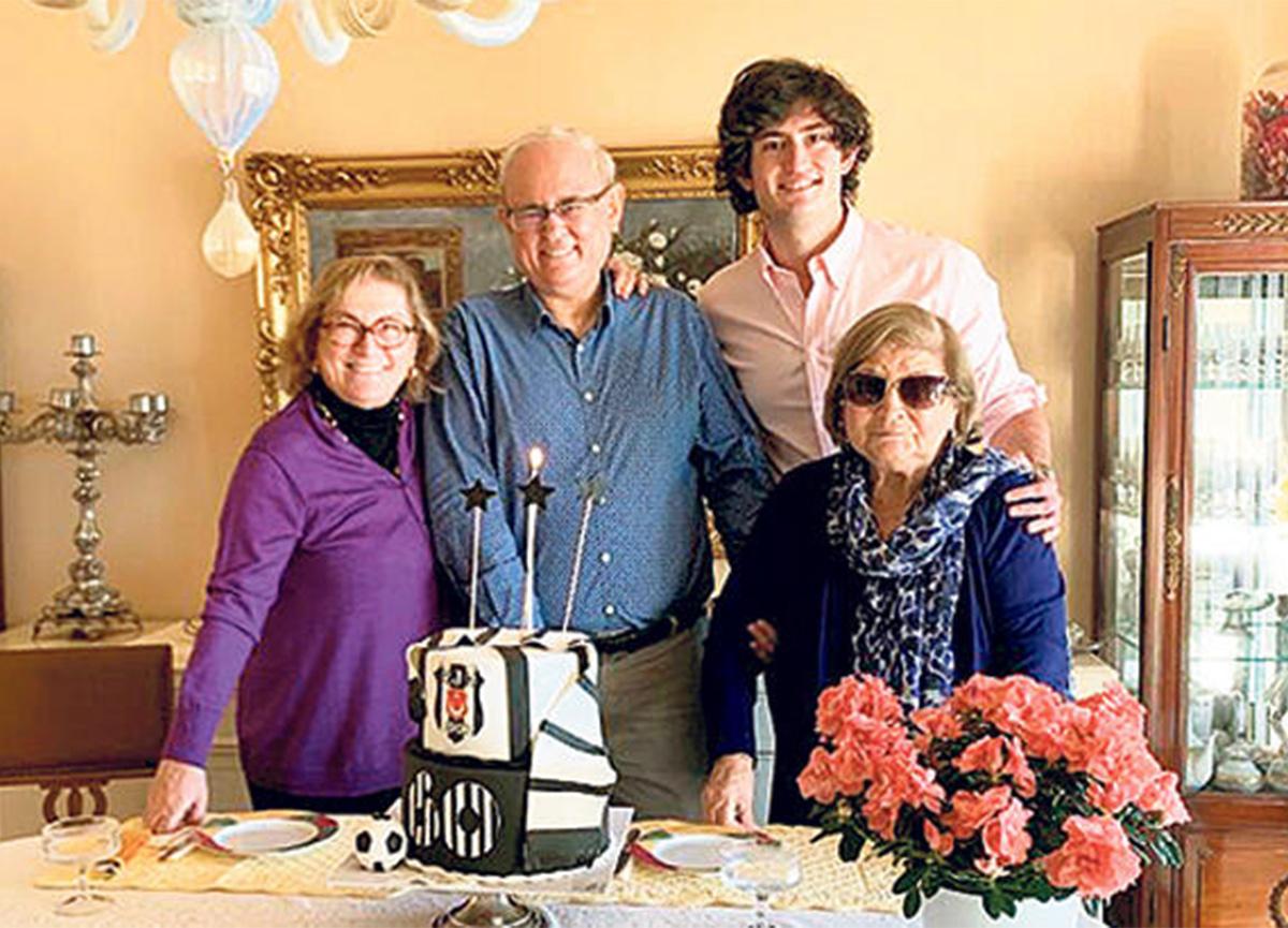 Yakup Sabancı, doğum gününü kutladı