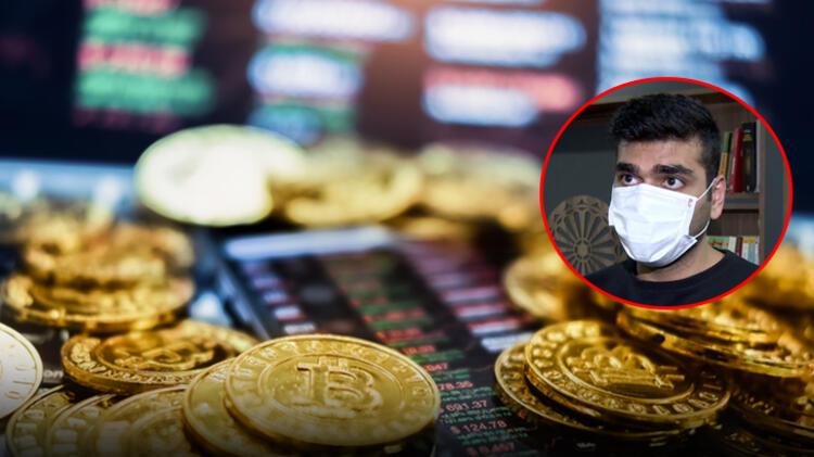 'Bitcoin' mağduru! 3 milyon lirasını kaybetti