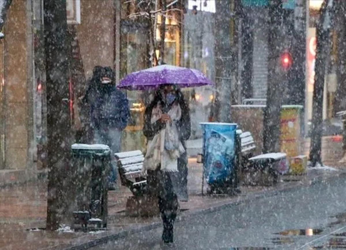 Meteoroloji çok sayıda il için kar ve yağmur uyarısında bulundu