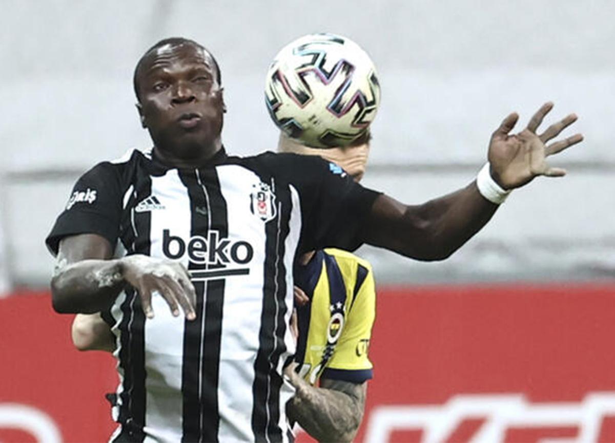 Beşiktaş'ta sakatlık şoku! Aboubakar'dan kötü haber