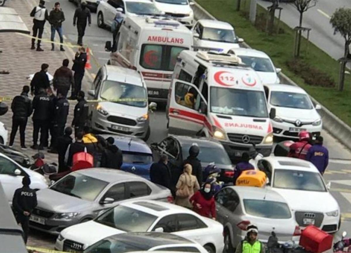 Başakşehir'de silahlı kavga çıktı! 2 ölü, 2 yaralı var