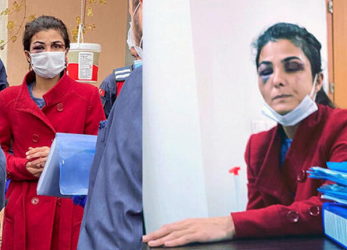 İşkenceci kocasını öldüren Melek İpek'in 112 Acil Çağrı Merkezi ile yaptığı görüşme ortaya çıktı