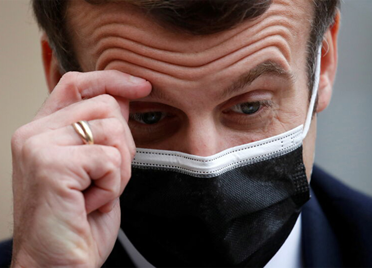 Fransa'dan flaş koronavirüs kararı! 4 hafta sokağa çıkma kısıtlaması