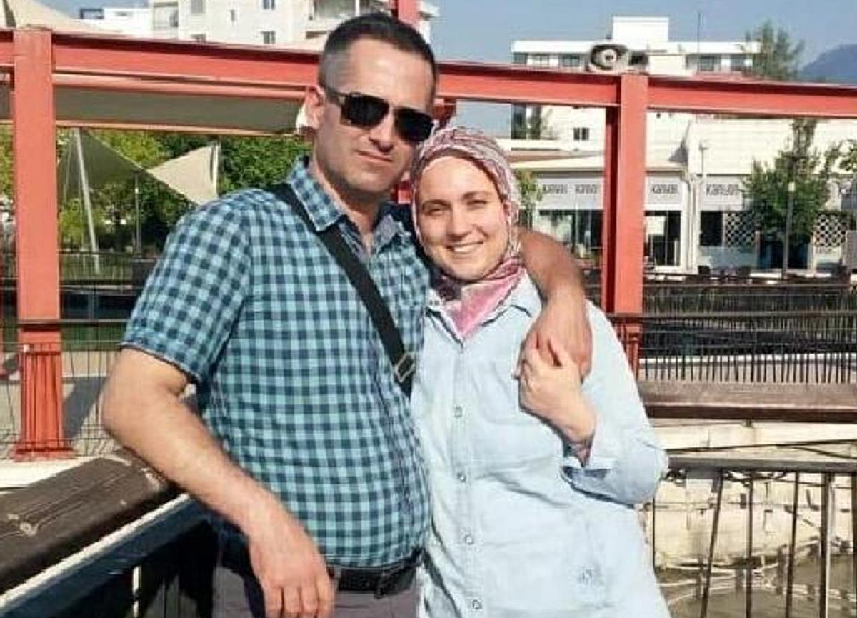 İzmir'de vahşet: Ölünce başka biriyle birlikte olur diye korkup karısını boğarak katletti