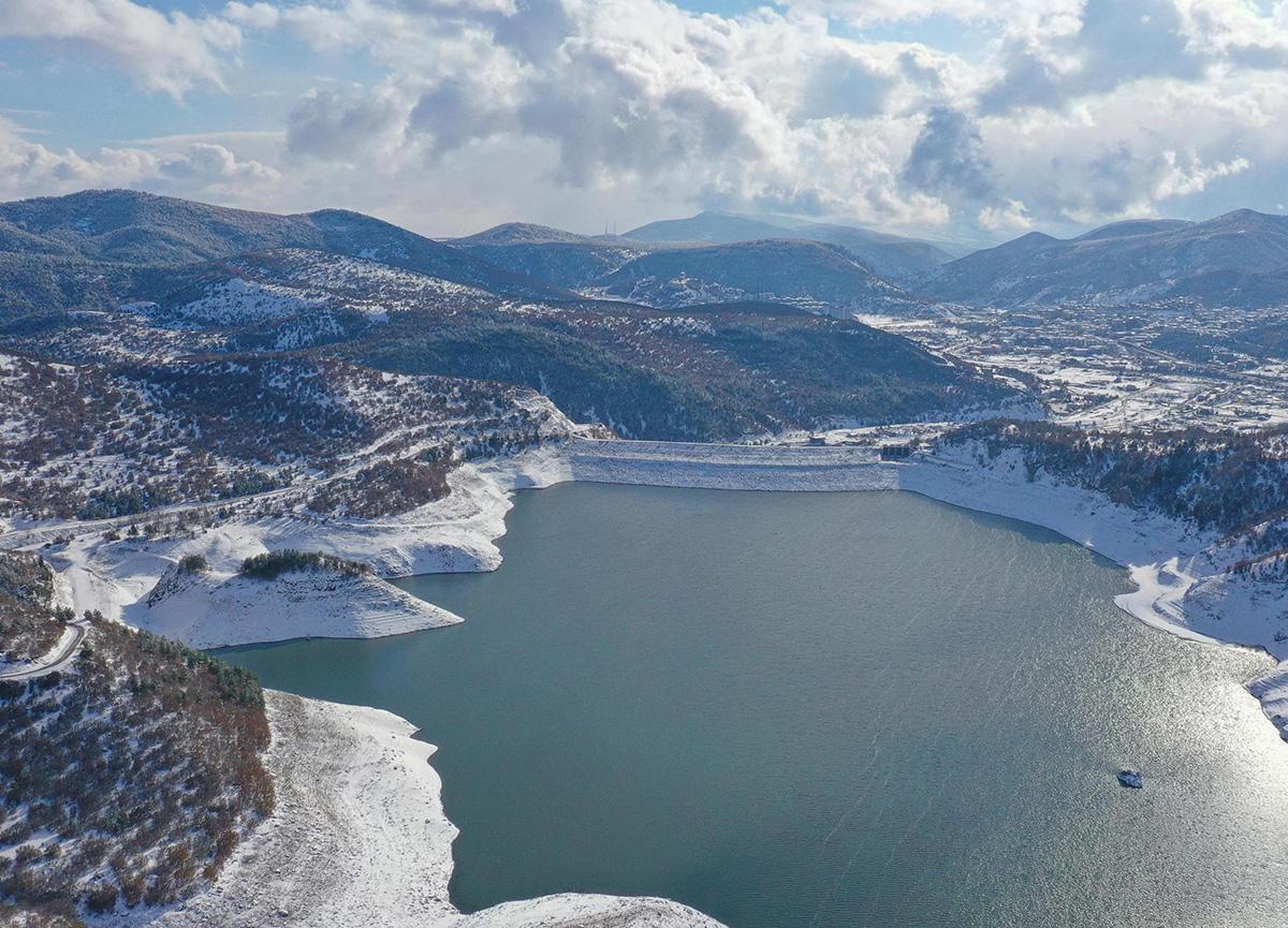 ASKİ Genel Müdürü'nden açıklama: Ankara'nın 140 günlük suyu kaldı