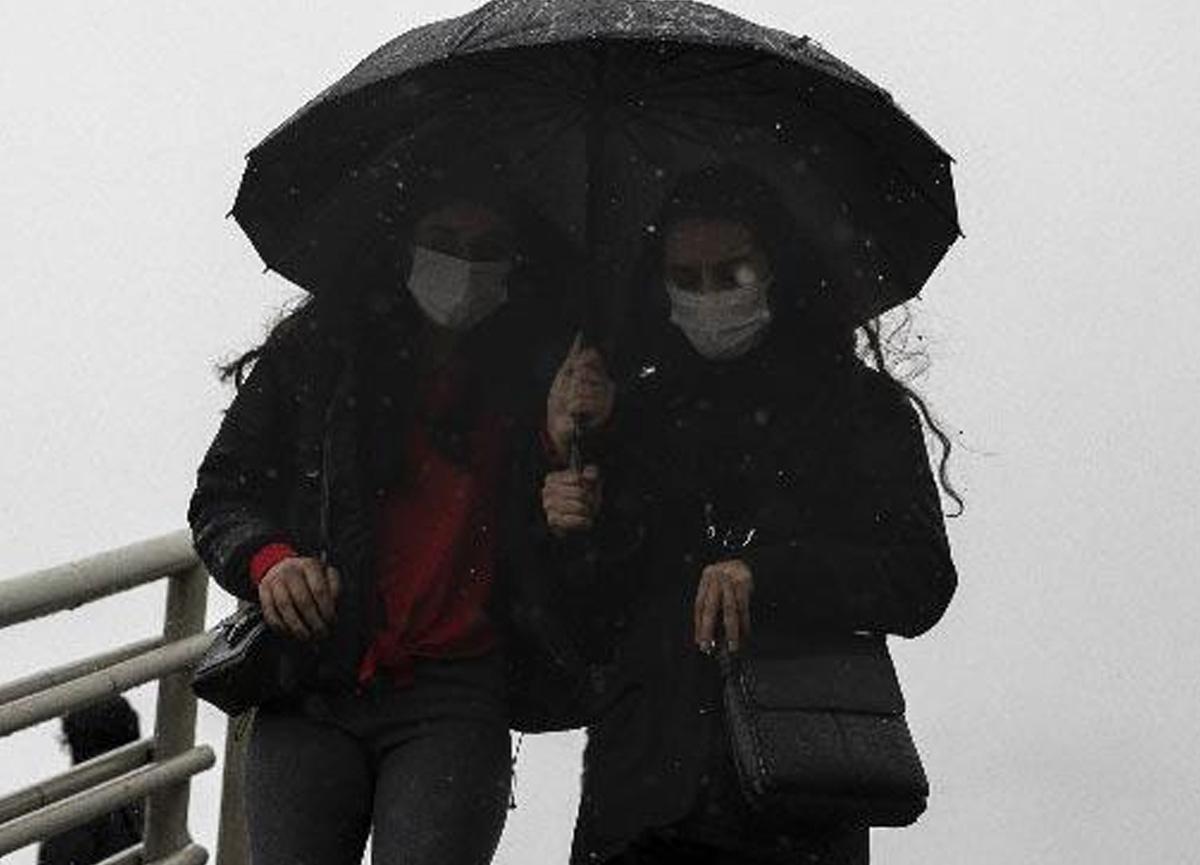 Meteoroloji'den kritik uyarı: Baharı beklerken kış geri geldi