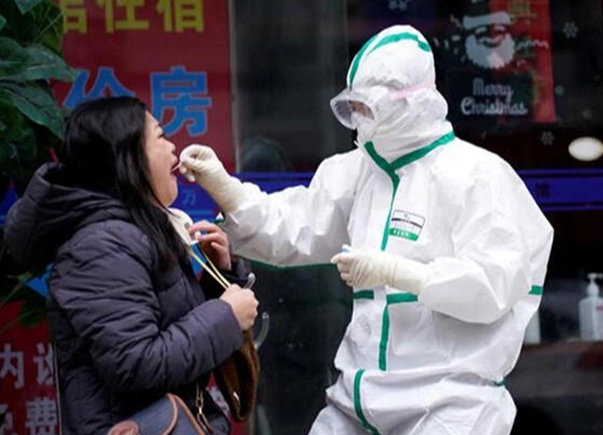Çin'de 2 ay sonra en yüksek günlük vaka artışı yaşandı