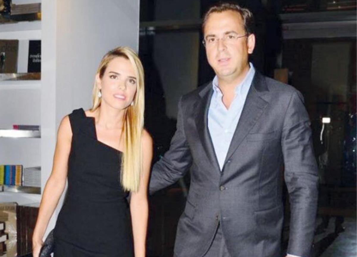 Murat Özyeğin ve Yasemin Güçkan evlendi