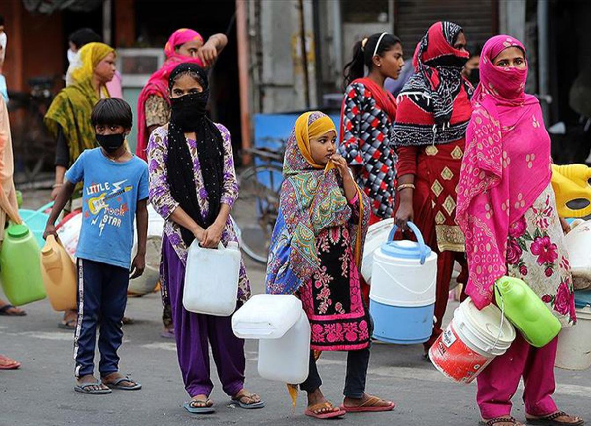 Hindistan'da günlük koronavirüs vaka sayısı 100 bini aştı