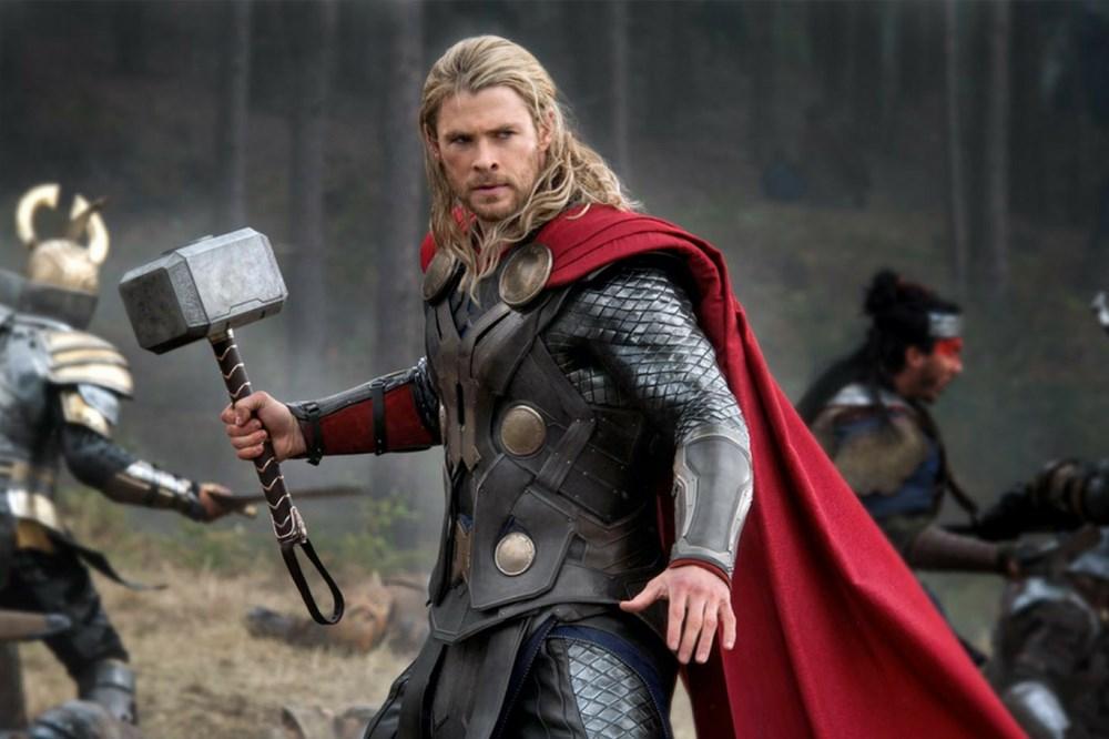 Thor'un yıldızı Chris Hemsworth: Rol için kilo alıp verseydim 'ciddi aktör' derlerdi