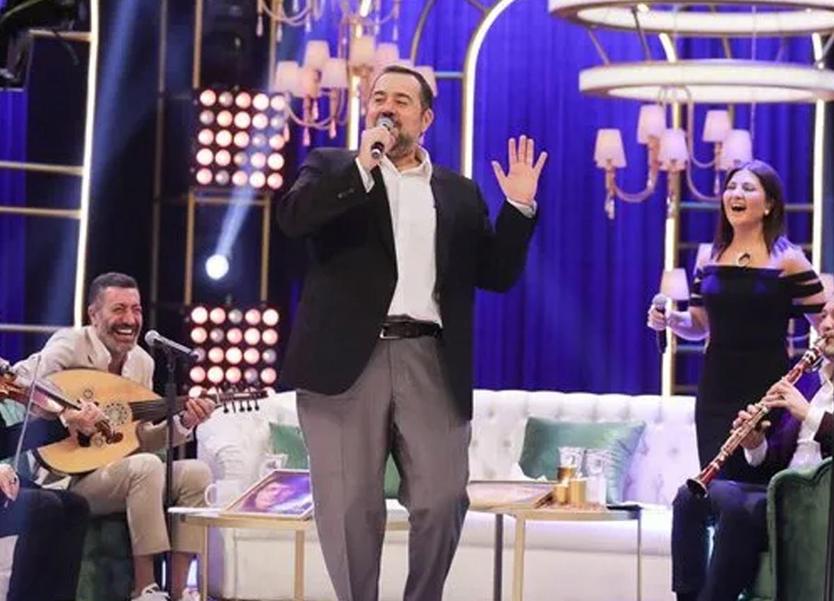 Ata Demirer, Şarkılar Bizi Söyler programına damga vurdu!
