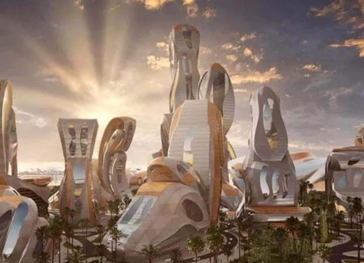 Ünlü şarkıcı Akon şehir kuruyor! Kendi kripto parasını kullanacak