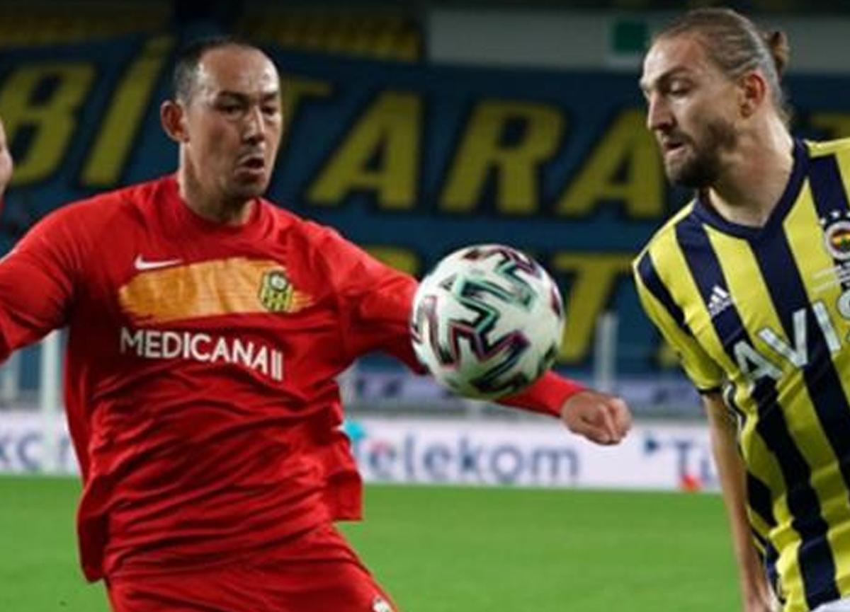 Fenerbahçe ile oynayacak Yeni Malatyaspor'da 4 pozitif vaka daha