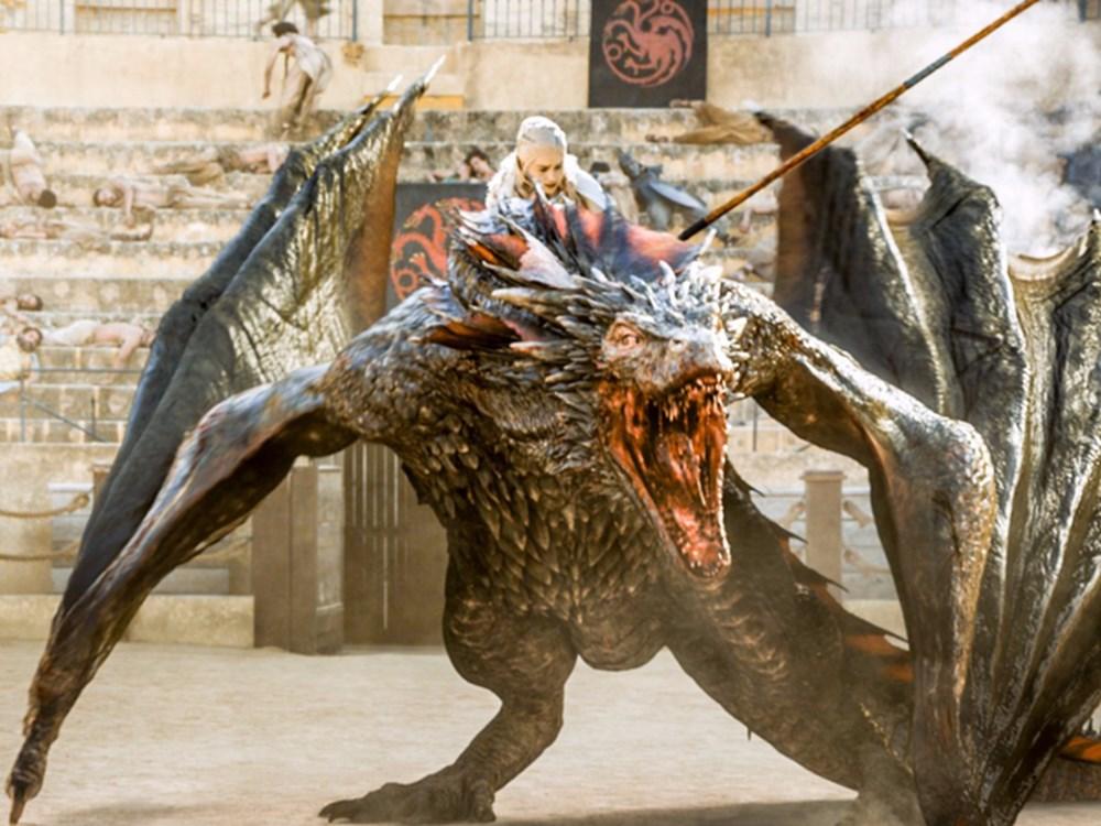 2, 2 milyon dolarlık Game of Thrones ejderha yumurtası satışta