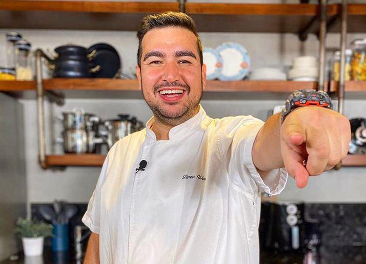 'Nasıl Zayıflarım' programının sunuculuk yapan aşçı Türev Uludağ, 5 ayda tam 63 kilo verdi